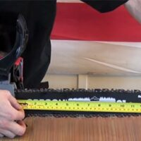 How To Measure a Chainsaw Bar Length