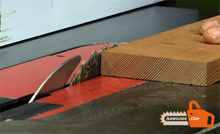 How to Cut a Taper on a Table Saws