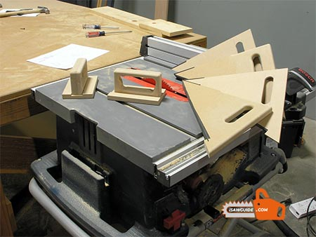 How To Cut Taper On A Table Saw