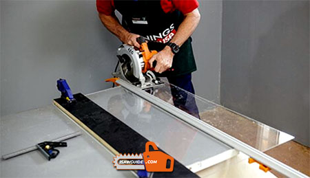 How To Cut Acrylic Sheet With A Circular Saw