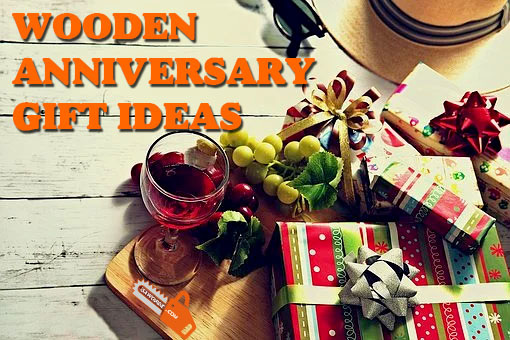 DIY Wooden Anniversary Gift Ideas for Him and Her