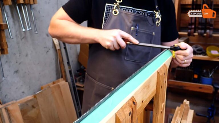How to Sharpen a Hand Saw Blade - Best 9 Steps DIY Guide