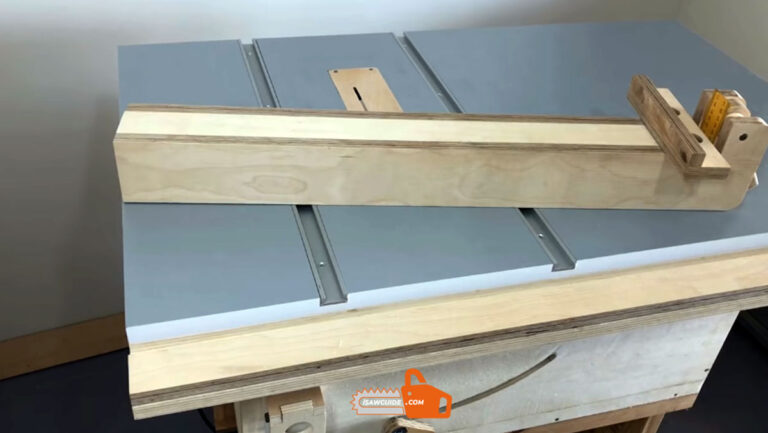 How to Make a DIY Table Saw Fence