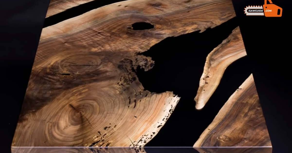 How To Make A Resin Wood Epoxy River Table Top